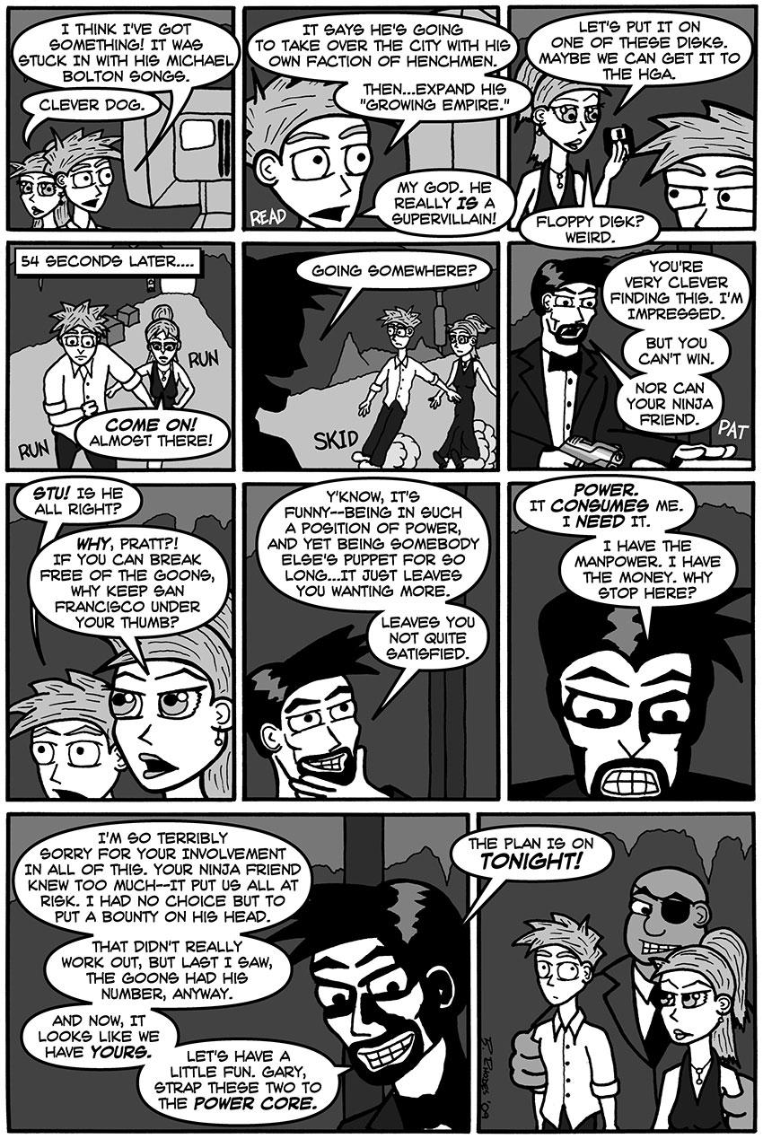 Stu Versus San Francisco, Part 30