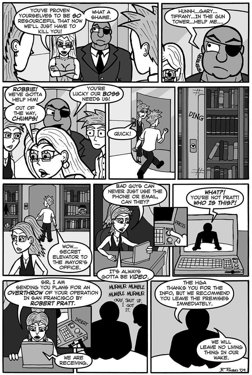 Stu Versus San Francisco, Part 38